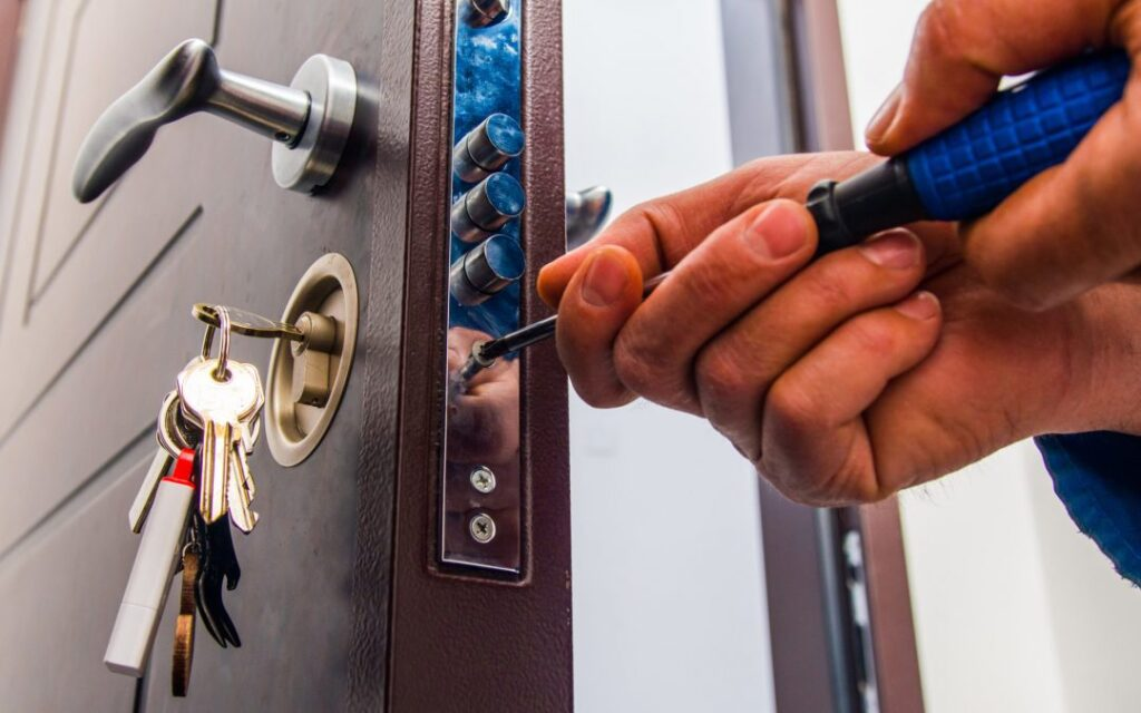 Hiring a Locksmith
